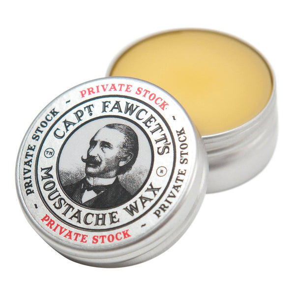 Captain Fawcett's Private Stock bartevoks / mustasjevoks Bartevoks Captain Fawcett