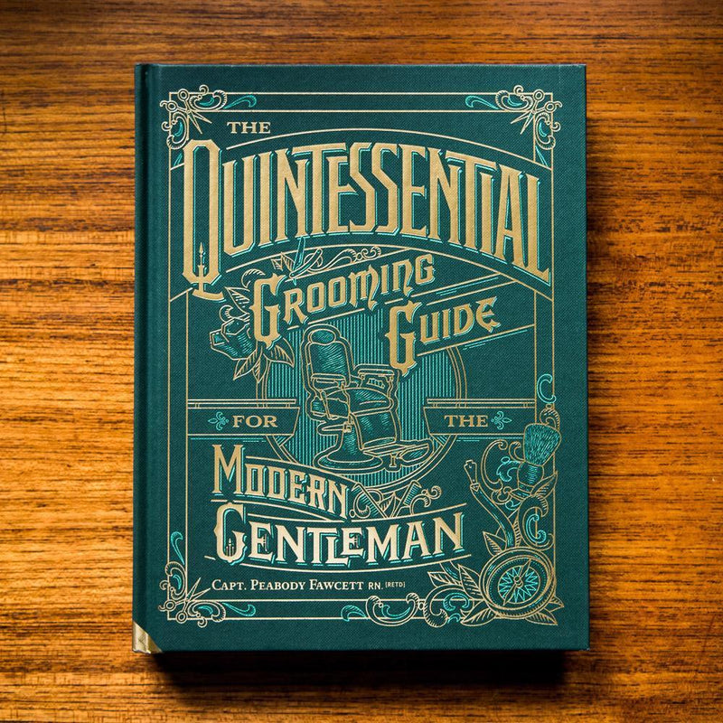Captain Fawcett's Quintessential Grooming Guide for the Modern Gentleman Bok Captain Fawcett