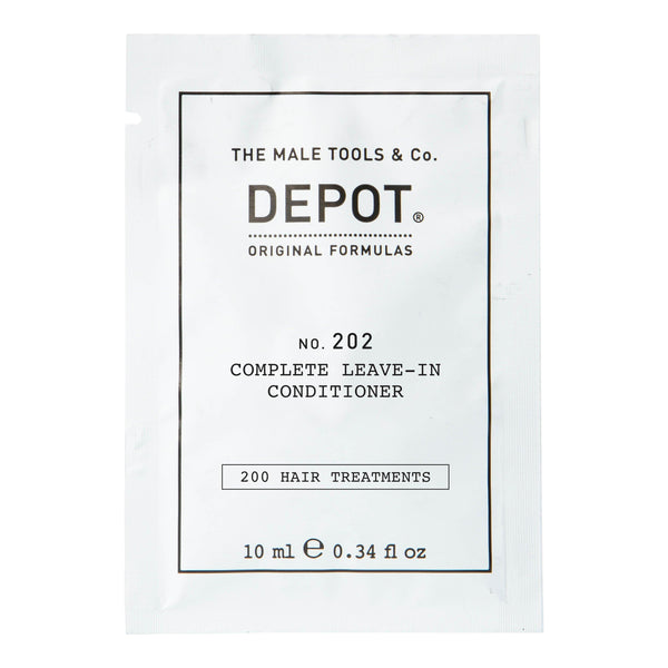 Depot No. 202 Complete Leave-in conditioner - Vareprøve Balsam Depot