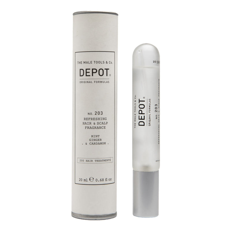 Depot No. 203 Refreshing Scalp Fragrance Hårtonic Depot