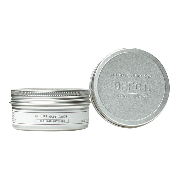 Depot No. 301 Matt Paste Hårstyling Depot 75 ml