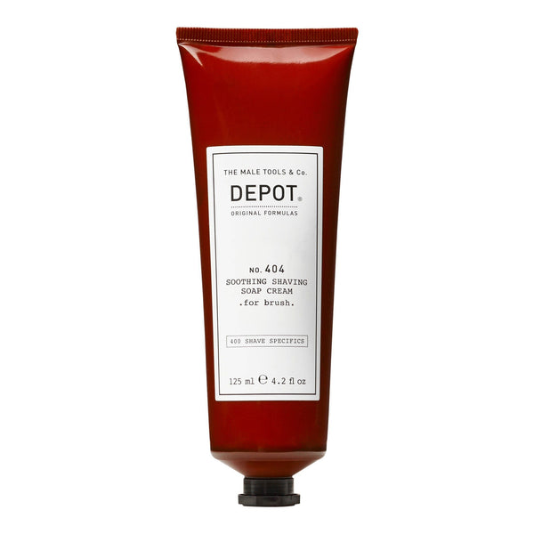Depot No. 404 Soothing Shaving Cream Barberkrem Depot 125 ml