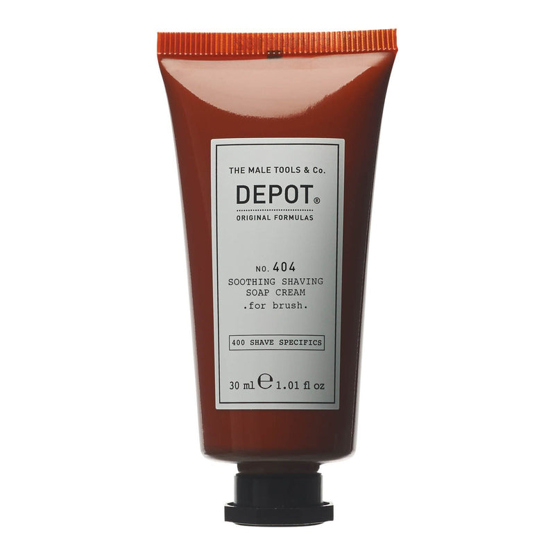 Depot No. 404 Soothing Shaving Cream Barberkrem Depot 30 ml