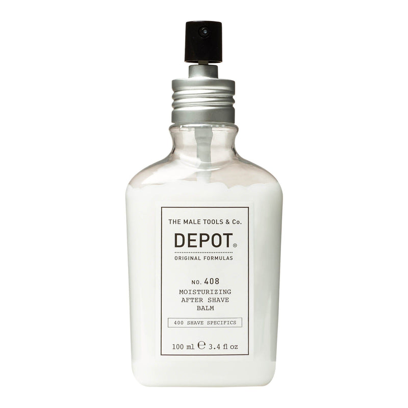 Depot No. 408 Moisturizing After Shave Balm - Fresh Black Pepper Etterbarberingskrem Depot