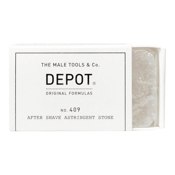 Depot No. 409 After Shave Astringent Stone Alum Depot