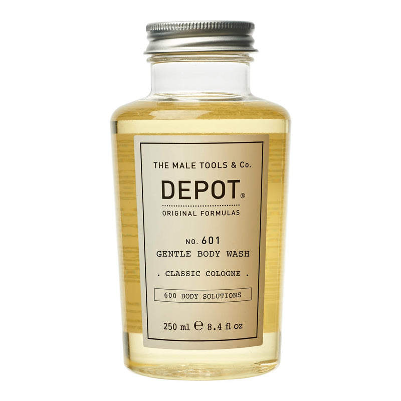 Depot No. 601 Gentle Body Wash Kroppsvask Depot Classic Cologne