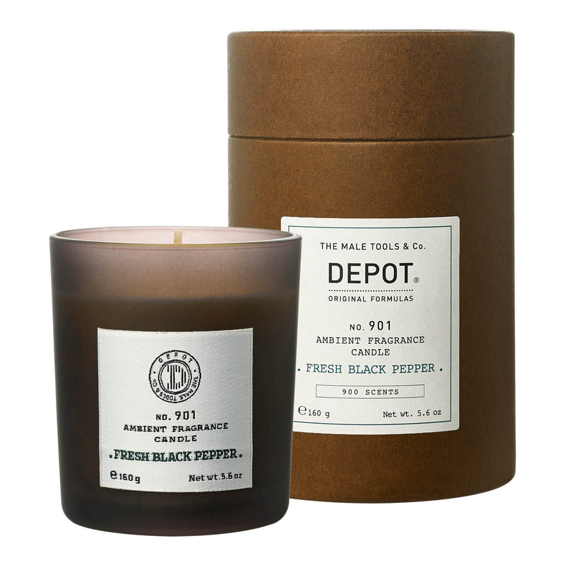 Depot No. 901 Ambient Fragrance Candle Duftlys Depot Fresh Black Pepper