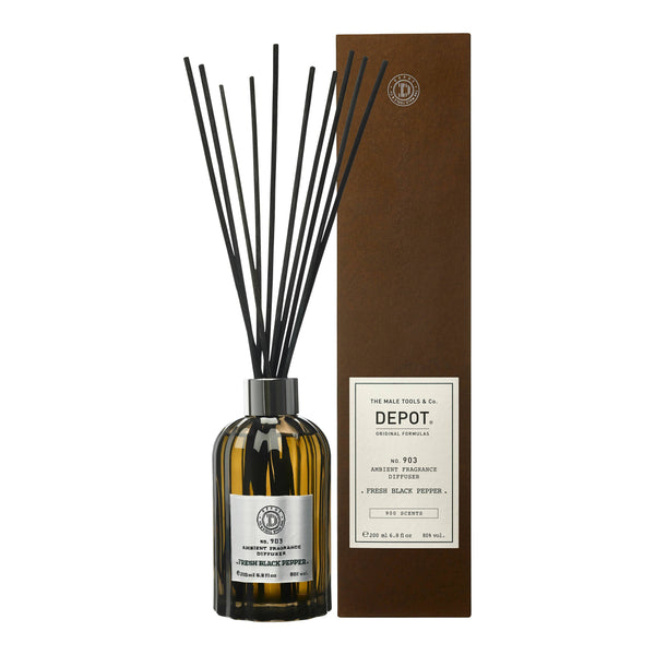 Depot No. 903 Ambient Fragrance Diffuser Duftspreder Depot Fresh Black Pepper