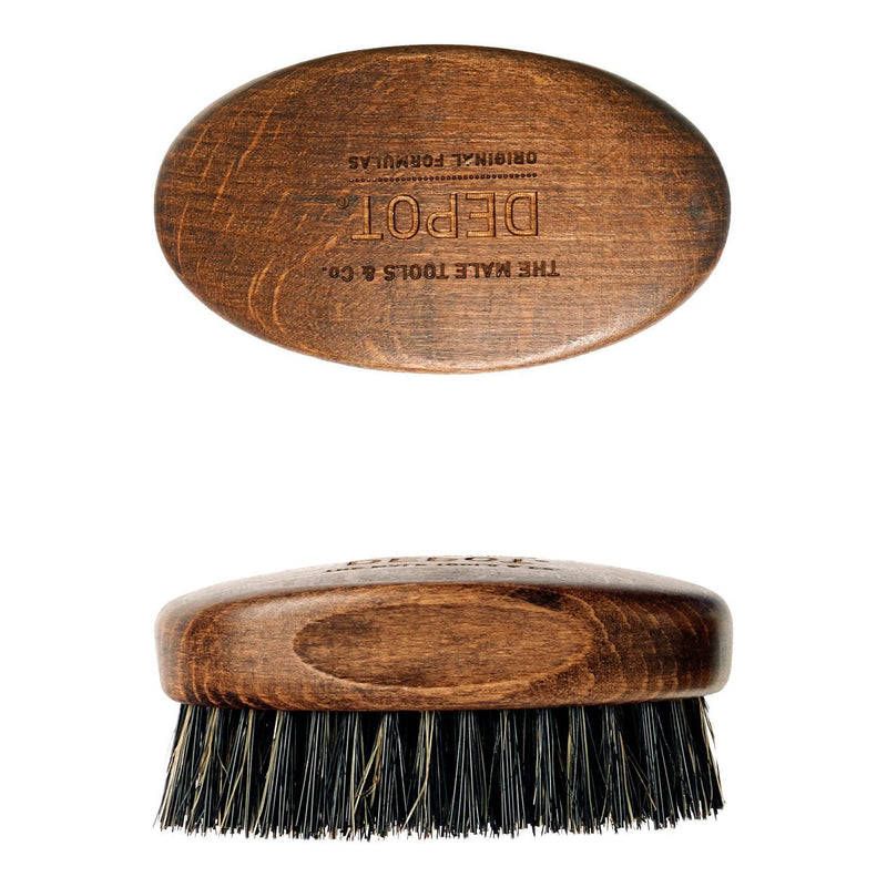 Depot Wooden Beard Brush Skjeggbørste Depot Small