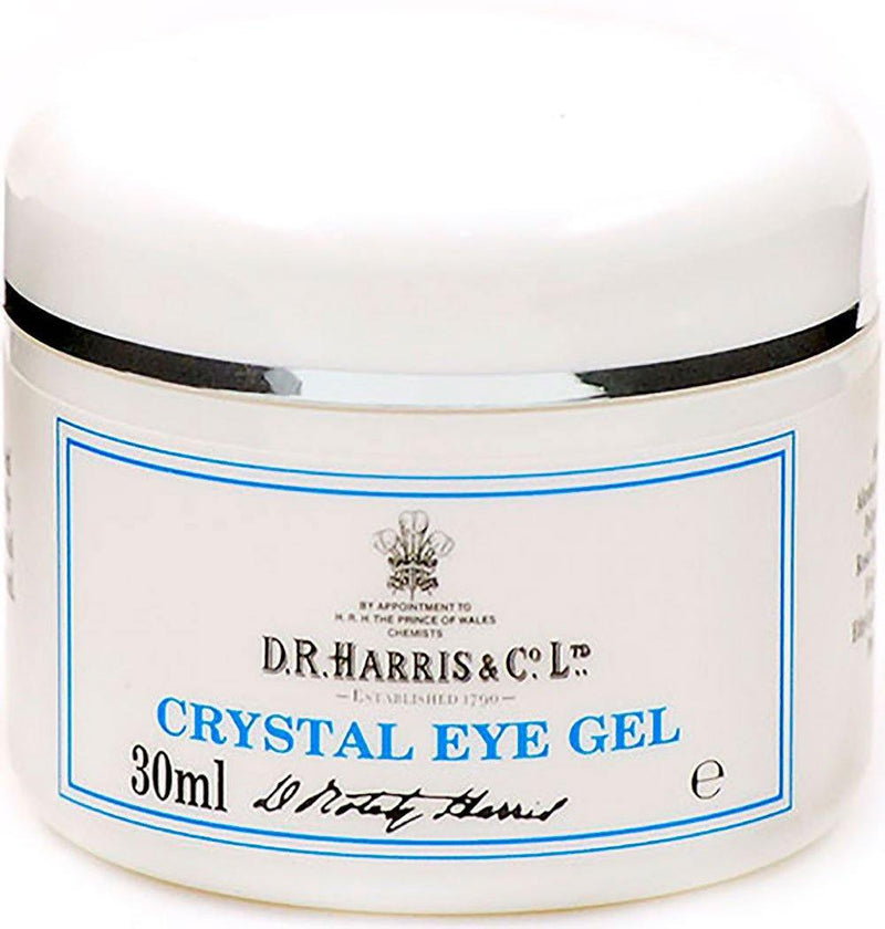 D.R. Harris Crystal Eye Gel - Øyegelé Øyekrem D.R. Harris