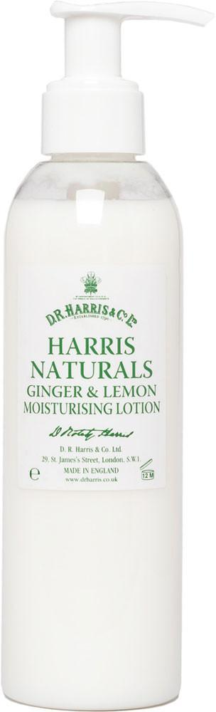D.R. Harris Naturals håndkrem og body lotion - Ingefær og sitron Body lotion D.R. Harris