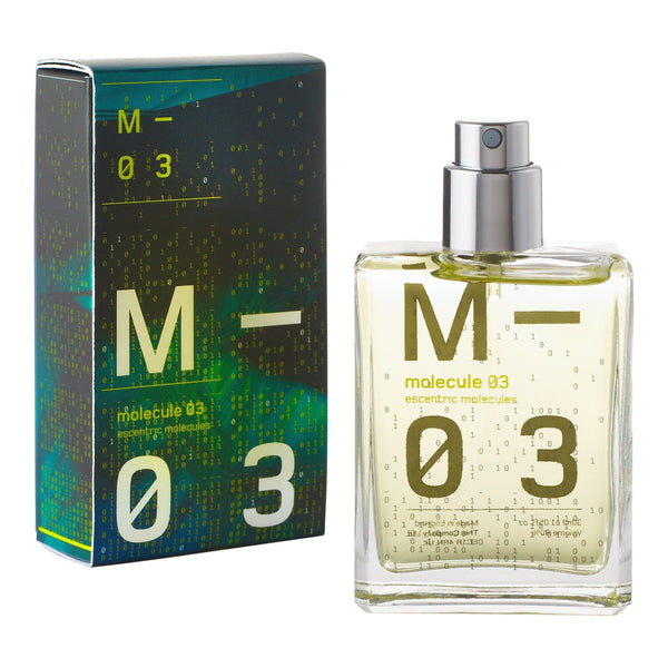 Escentric Molecules Molecule 03 Eau de Toilette Escentric Molecules 30 ml