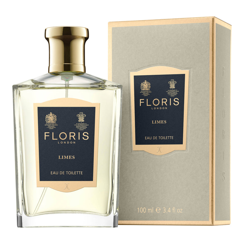 Floris London Limes Eau de Toilette Eau de Toilette Floris London