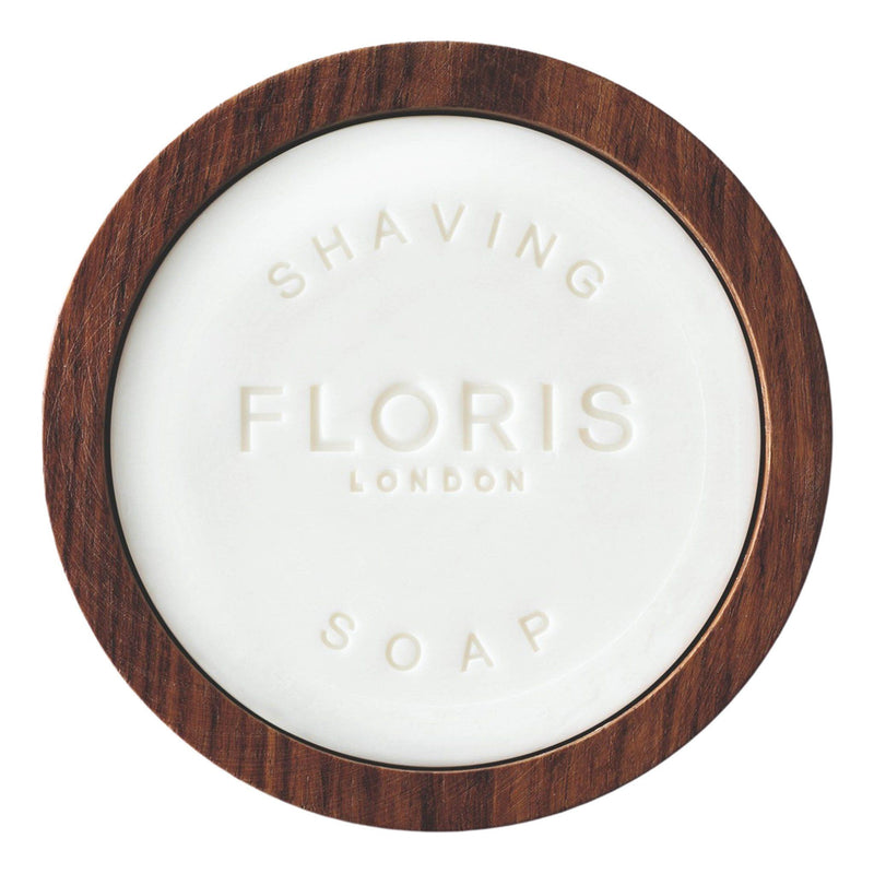 Floris London No. 89 barbersåpe i treskål Barbersåpe i skål Floris London