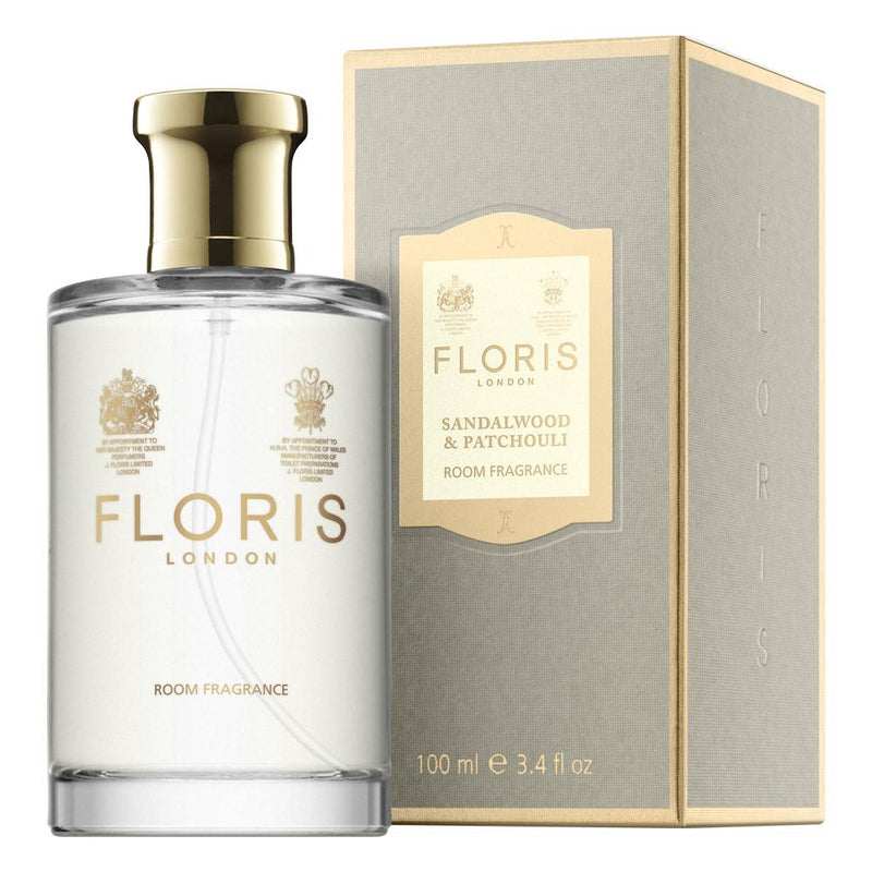 Floris London Room Fragrance Duftspray Floris London Sandeltre & Patchouli