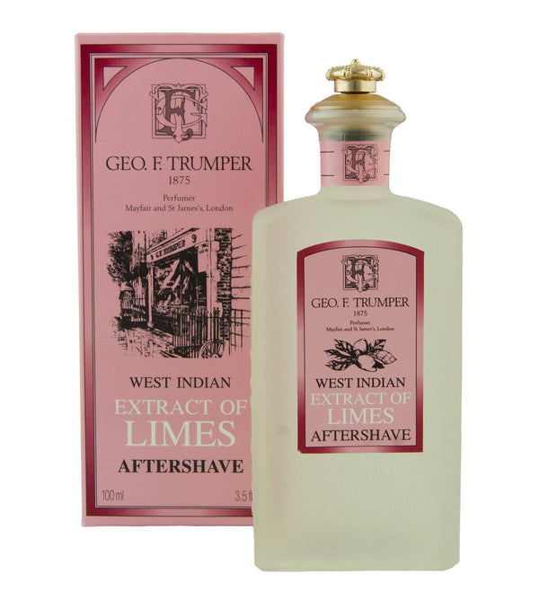 Geo F. Trumper Aftershave - West Indian limes Etterbarberingsvann Geo F. Trumper
