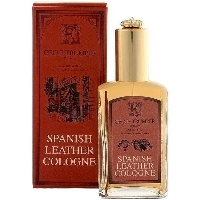 Geo F. Trumper Cologne - Spanish Leather Cologne Geo F. Trumper