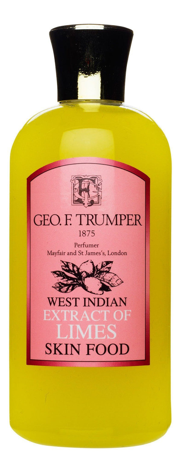 Geo F. Trumper Skin Food - West Indian Extract of Limes Etterbarberingskrem Geo F. Trumper