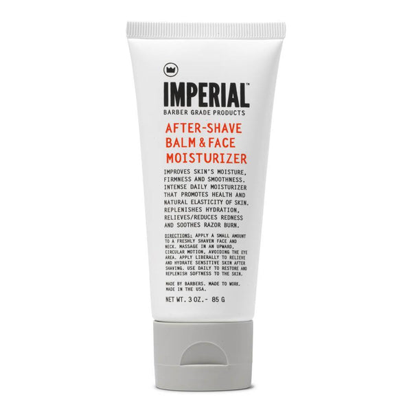 Imperial Barber Products After-Shave Balm & Facial Moisturizer Etterbarberingskrem Imperial Barber Products