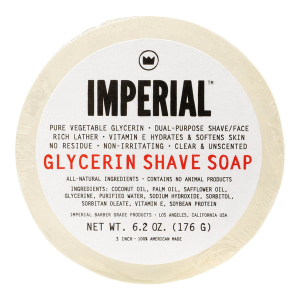 Imperial Barber Products barbersåpe Barbersåpe refill Imperial Barber Products