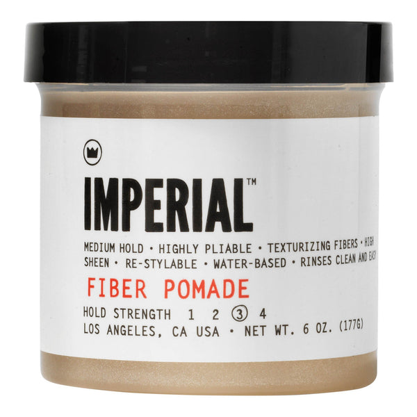 Imperial Barber Products Fiber Pomade Hårstyling Imperial Barber Products