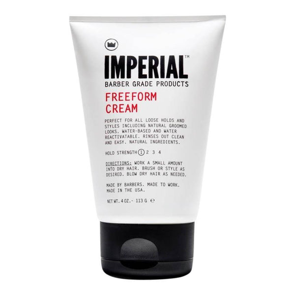 Imperial Barber Products Freeform Cream hårkrem Hårstyling Imperial Barber Products