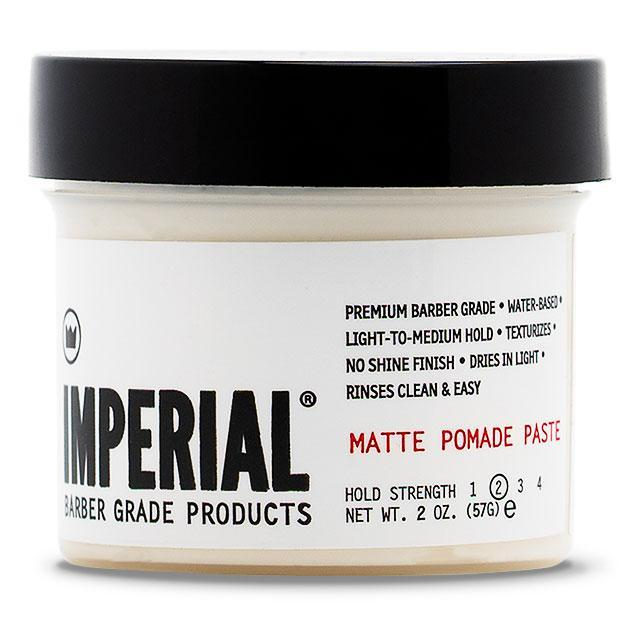 Imperial Barber Products Matte Pomade Paste Hårstyling Imperial Barber Products 57 g