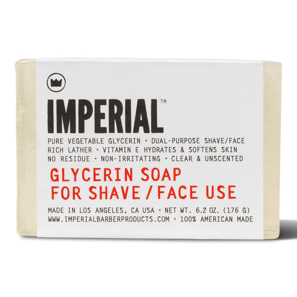 Imperial Barber Products Shave/Face Soap Ansiktsvask Imperial Barber Products