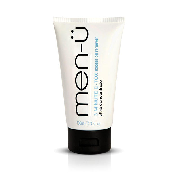 men-ü D-TOX Deep Clean Clay Mask Ansiktsmaske men-ü