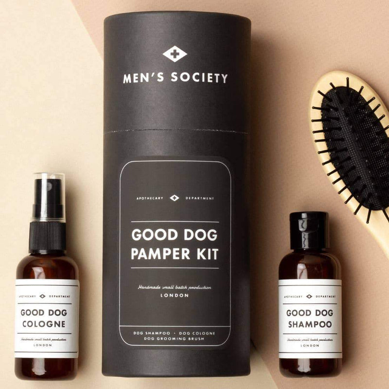 Men's Society Good Dog Pamper Kit Gavesett - Annet Men's Society