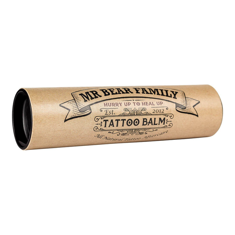 Mr. Bear Family Tattoo Balm Body lotion Mr Bear Family