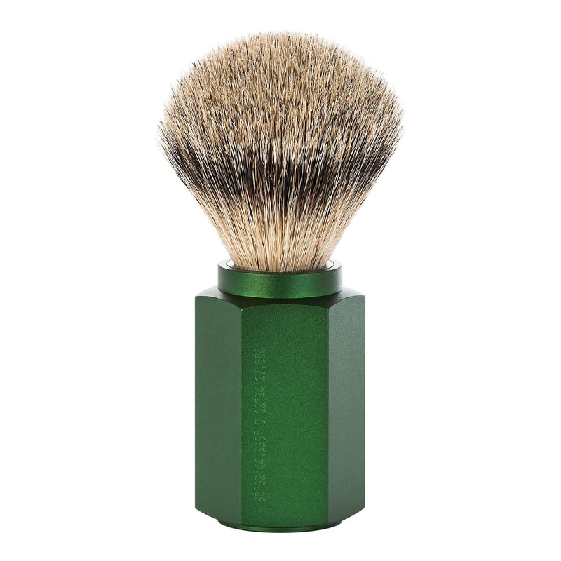Mühle Hexagon Silvertip Badger barberkost Barberkost - Silvertip Badger Mühle Forest