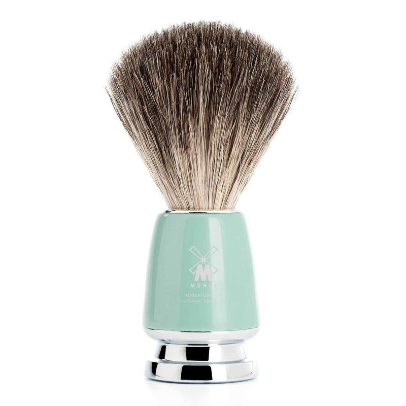 Mühle Rytmo Pure Badger barberkost Barberkost - Pure / Best Badger Mühle Mint
