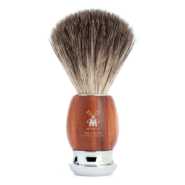 Mühle Vivo Pure Badger barberkost Barberkost - Pure / Best Badger Mühle Plommetre