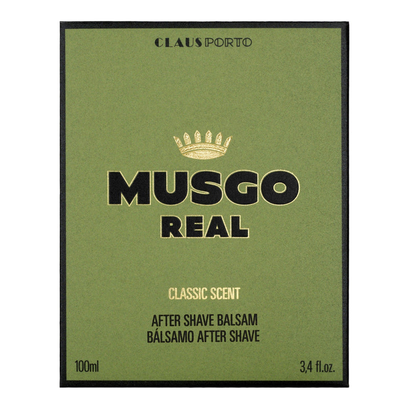 Musgo Real After Shave Balsam Etterbarberingskrem Musgo Real