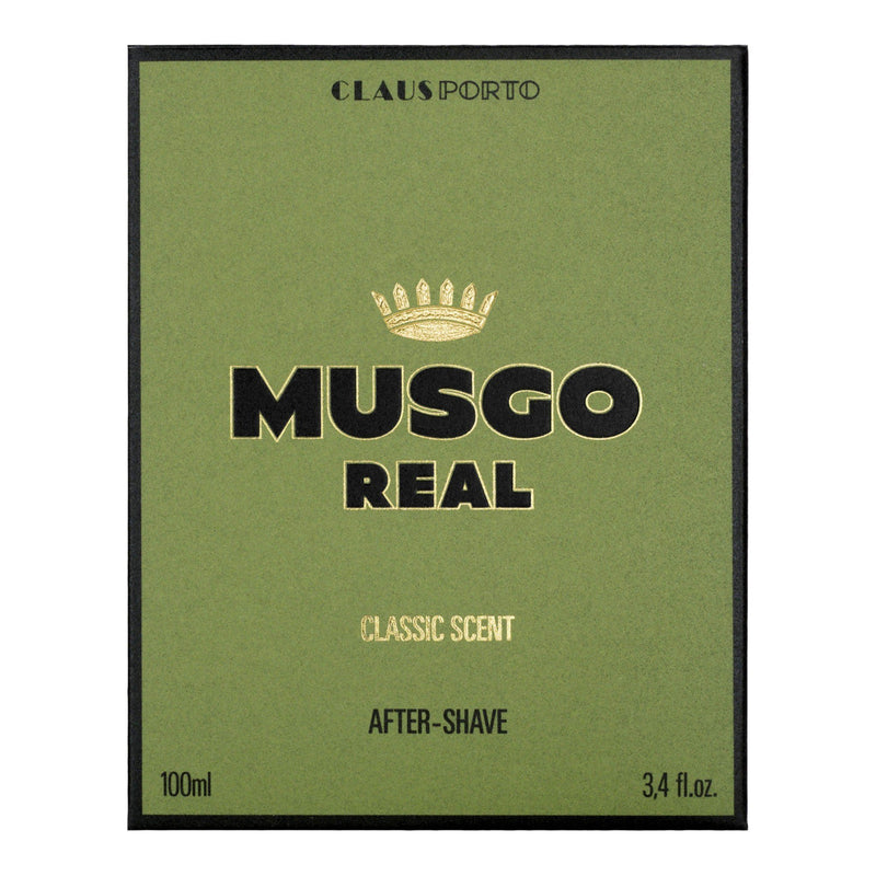 Musgo Real After Shave Etterbarberingsvann Musgo Real