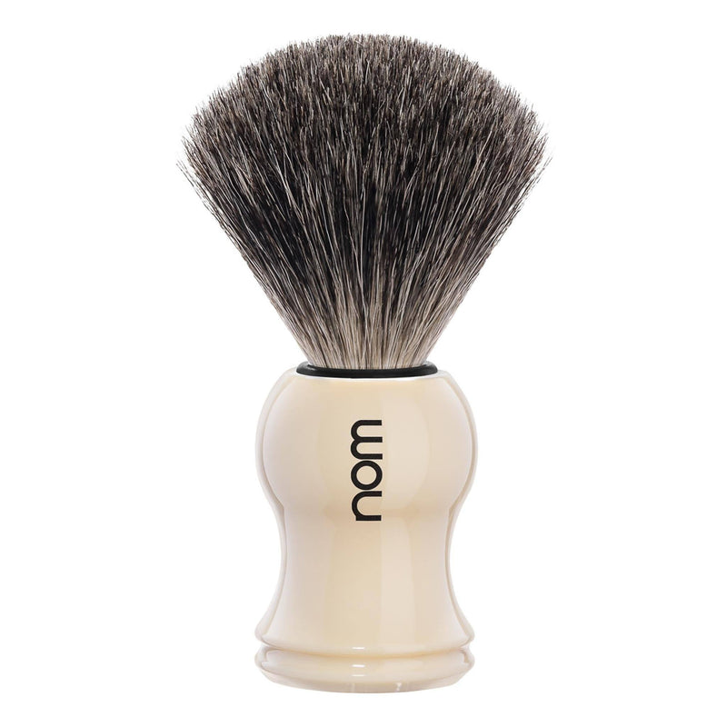 nom Gustav Pure Badger barberkost Barberkost - Pure / Best Badger nom Krem