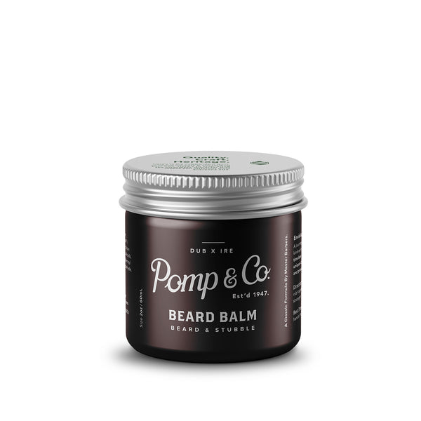 Pomp & Co. Supreme Beard and Stubble Balm Skjeggpomade Pomp & Co.