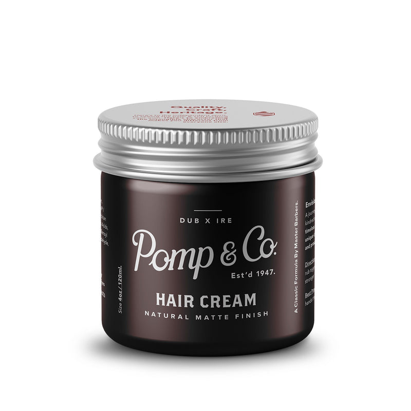 Pomp & Co. The Hair Cream hårkrem Hårstyling Pomp & Co. 120 ml