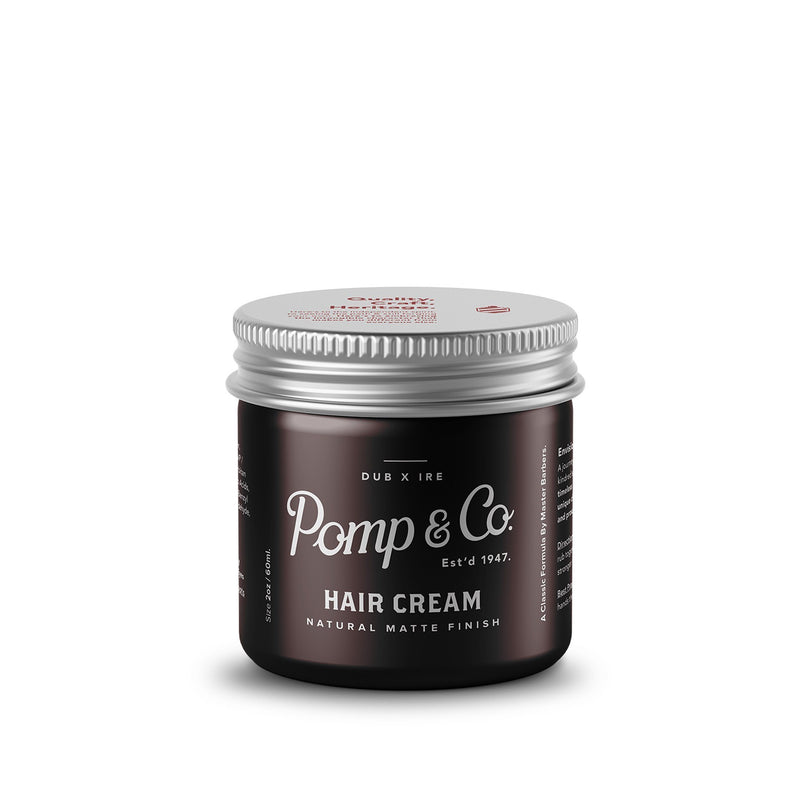 Pomp & Co. The Hair Cream hårkrem Hårstyling Pomp & Co. 60 ml