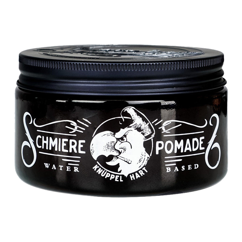 Schmiere Gentleman's Waterbased Pomade - Rock Hard Pomade Schmiere