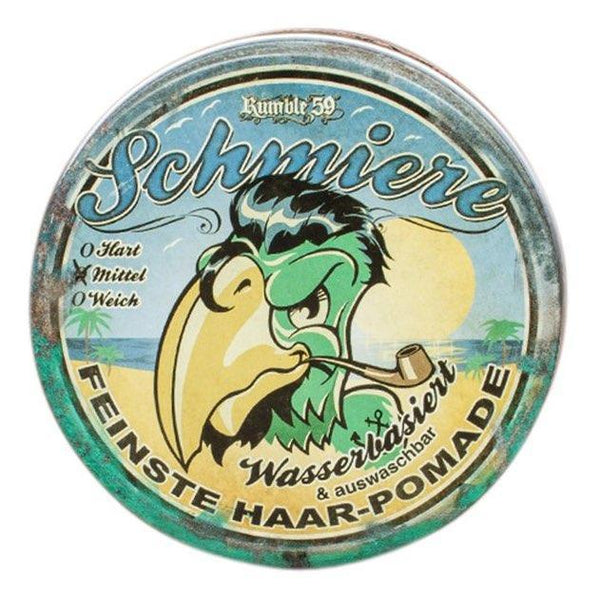 Schmiere Waterbased Pomade - Medium Hårstyling Schmiere
