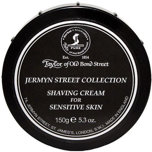 Taylor of Old Bond Street barberkrem i skål - Jermyn St. Sensitive Skin Barberkrem i skål Taylor of Old Bond Street