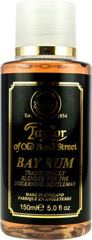 Taylor of Old Bond Street Bay Rum Aftershave Etterbarberingsvann Taylor of Old Bond Street