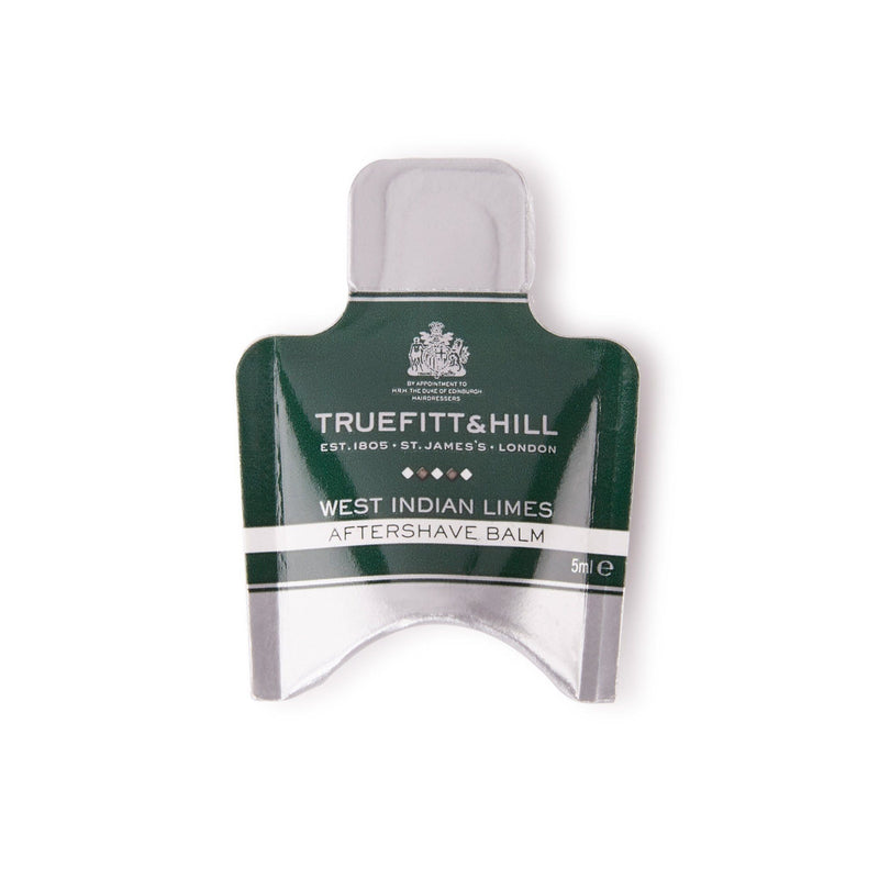 Truefitt & Hill Aftershave Balm vareprøve Vareprøver Truefitt & Hill West Indian Limes