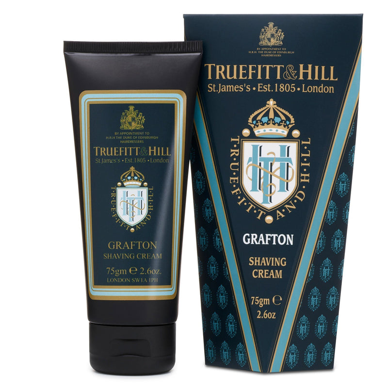Truefitt & Hill barberkrem i tube - Grafton Barberkrem i tube Truefitt & Hill