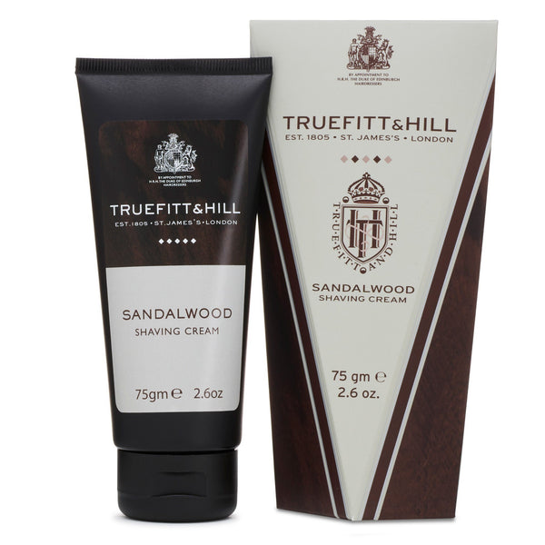 Truefitt & Hill barberkrem i tube - Sandalwood Barberkrem i tube Truefitt & Hill