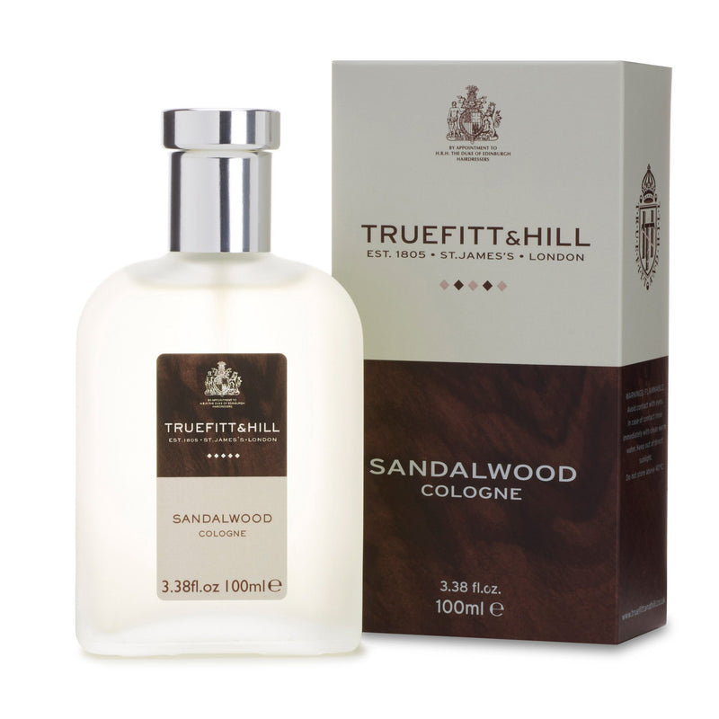 Truefitt & Hill Cologne - Sandalwood Cologne Truefitt & Hill
