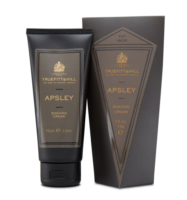 Truefitt & Hill Luxury barberkrem i tube - Apsley Barberkrem i tube Truefitt & Hill