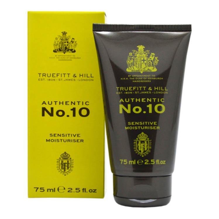 Truefitt & Hill No. 10 Sensitive Moisturiser Ansiktskrem Truefitt & Hill